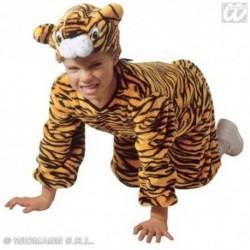 Detský karnevalový kostým - Tiger veľ. 116 cm