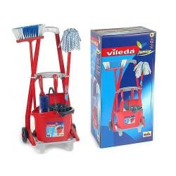 KLEIN detský upratovací vozík Vileda
