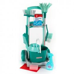 KLEIN detský upratovací vozík Leifheit