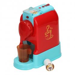 PLAY GO Detský kávovar na kapsule - červený