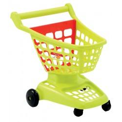 ÉCOIFFIER detský nákupný vozík s otvárateľnou stenou