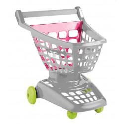 ÉCOIFFIER detský nákupný vozík na kolieskach PRO Cook Trolley
