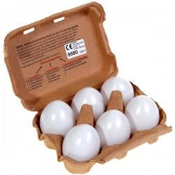 KLEIN Detské potraviny - vajíčka 6 kusov