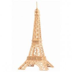IMP-EX Drevený model natur - Eiffelova veža