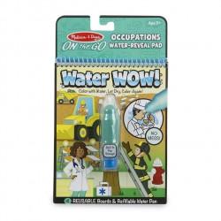Melissa & Doug Magické pero Povolania Water WOW!