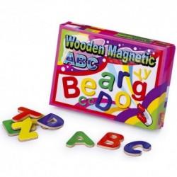 Legler Drevené magnetické písmenká