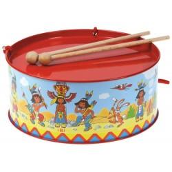 Detský bubon  - Indiáni