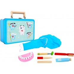 Legler Detský zubársky kufrík