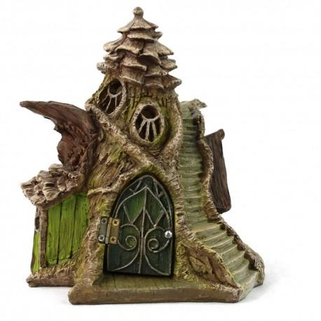 Domček pre miniatúrne záhradky - Merlin domček