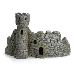 Domček pre miniatúrne záhradky - Dračí hrad