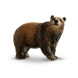 Bullyland medveď hnedý figúrka