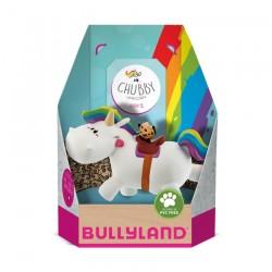 Bullyland Chubby jednorožec - so sedlom rozprávková figúrka