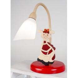 Detská stolná lampa - žirafa