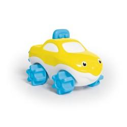 WOW Kamaráti do kúpeľa - žlté autíčko
