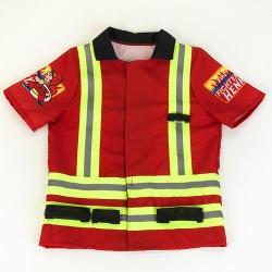 KLEIN Detský hasičský plášť
