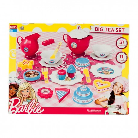 BILDO detská čajová súprava Barbie