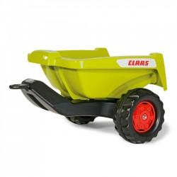 Rolly Toys Trailer Claas Kipper vlečka k traktoru