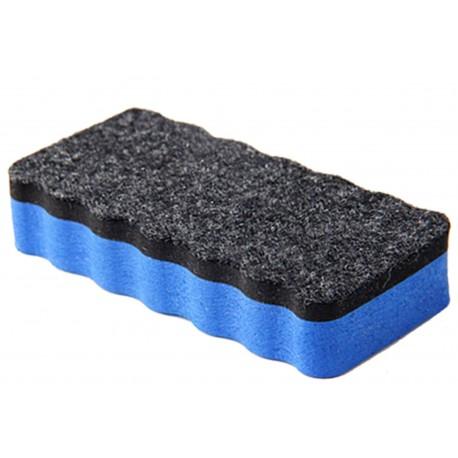 iGadgitz Home magnetická špongia na utieranie tabule 1 kus - modrá