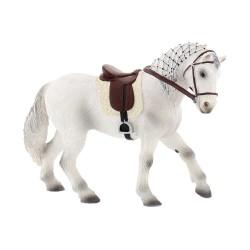 Bullyland kone - Lipicánska kobyla figúrka