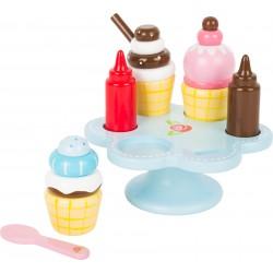 Legler Drevené zmrzliny na stojane