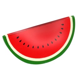 Legler Drevený červený melón - 1 kus