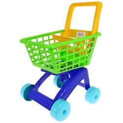 Dohány Detský nákupný vozík - zelený 5022