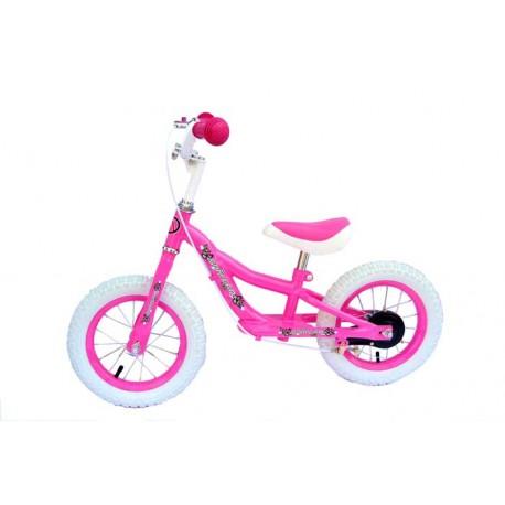 Odrážadlo bicykel - Spartan Trainer Bike Girl