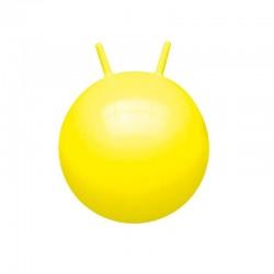 Detská lopta na skákanie žltá - 50 cm