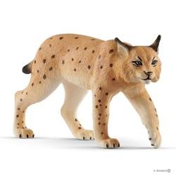 Schleich 14822 divoké zvieratko rys ostrovid
