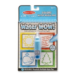 Melissa & Doug Magické pero Farby a tvary Water WOW!