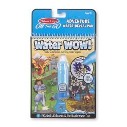 Melissa & Doug Magické pero Dobrodružstvo Water WOW!