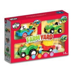 WOW hračky - Multipack sada - Kamaráti z farmy