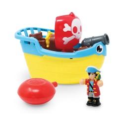 WOW Pip pirátska loď