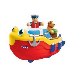 WOW Tommy remorkér čln