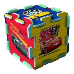 TREFL Penové puzzle na zem - Autá The Cars 8ks