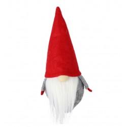 IMP-EX Vianočná dekorácia - škriatok s čiapkou 20 cm-ový