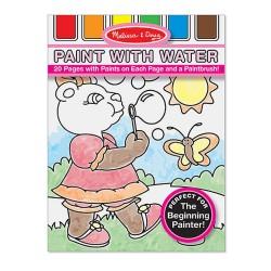 Melissa & Doug Maľovanie s vodou - Pre dievčatá