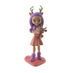 Comansi Enchantimals - Danessa Deer & Sprint rozprávková figúrka