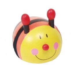Drevené strúhatko na ceruzky - včielka