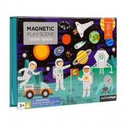 Petitcollage Magnetická tabuľka Vesmír