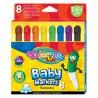 Colorino Kids farebné fixky Baby line 8 farieb