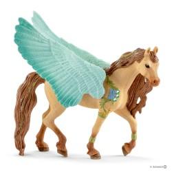 Schleich 70574 mýtická bytosť Pegazus žrebec