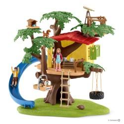 Schleich 42408 Dobrodružný dom na strome