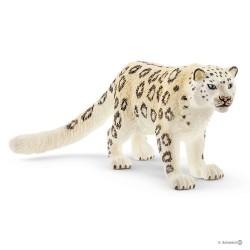 Schleich 14838 leopard snežný