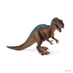 Schleich 14584 prehistorické zvieratko dinosaura Acrocanthosaurus