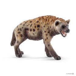 Schleich 14735 divoké zvieratko hyena škvrnitá