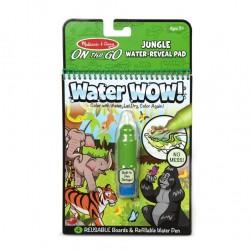 Melissa & Doug Magické pero Džungľa Water WOW!