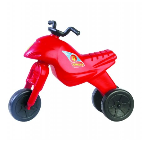 DOHÁNY Detské odrážadlo Superbike 4 maxi - červené