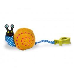 Oops mäkká vibrujúca hračka Mushee