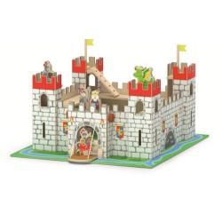 VIGA Drevený rytiersky hrad